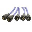 Cables de bujía y bobina Vitara 1.6 16 V.
