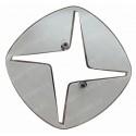 Emblema delantero Santana 300/350
