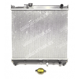 Radiador de refrigeración vitara 1600 TIPO II