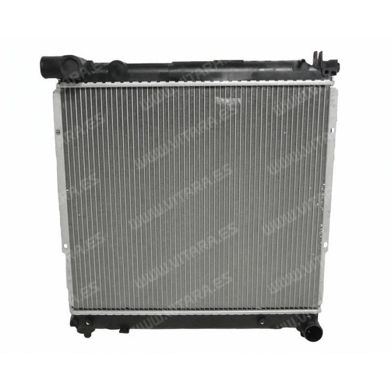 Radiador refrigeración de motor Santana 1600 HDI